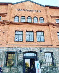 Färgfabriken i Liljeholmen, Stockholm